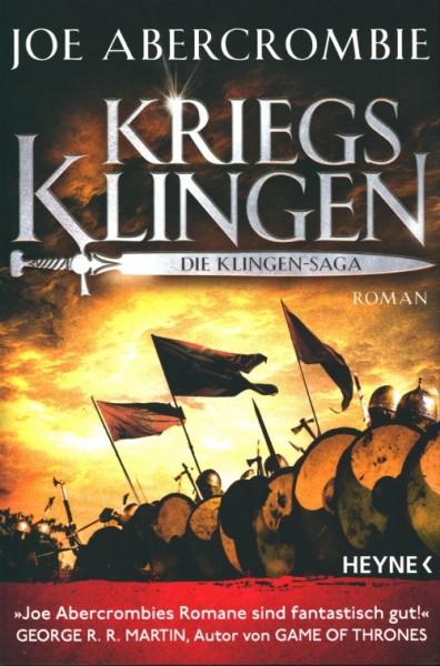 Abercrombie, J.: Klingen-Saga 1 - Kriegsklingen