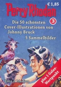 Perry Rhodan Sammelbild-Tüte für Sammelbild-Album 3