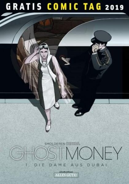Gratis Comic Tag 2019: Ghost Money