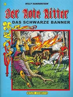 Willy Vandersteens Rote Ritter 24