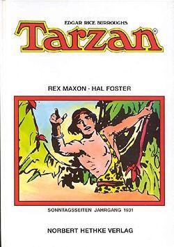 Tarzan Hardcover 1931