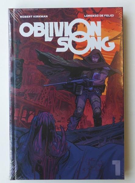 Oblivion Song (Crosscult, B.) Nr. 1+2 kpl. (Z0-1)