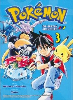 Pokemon - Die ersten Abenteuer 03