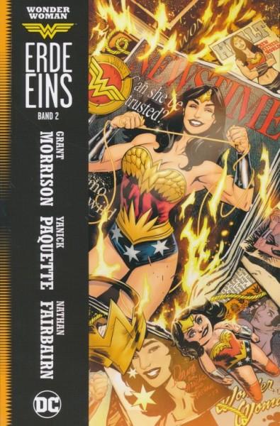 Wonder Woman Erde Eins 02 SC