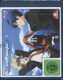 Arcana Famiglia Vol.2 Blu-ray