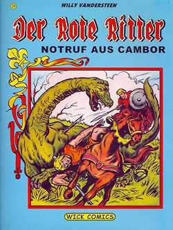 Willy Vandersteens Rote Ritter 39