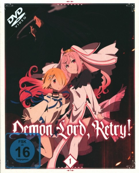 Demon Lord Retry Vol. 1 Blu-ray