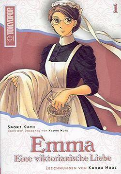 Emma - Eine viktorianische Liebe (Tokyopop, Tb.) Nippon Novel Nr. 1