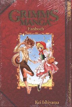 Grimms Manga (Tokyopop, Tb.) Fanbuch