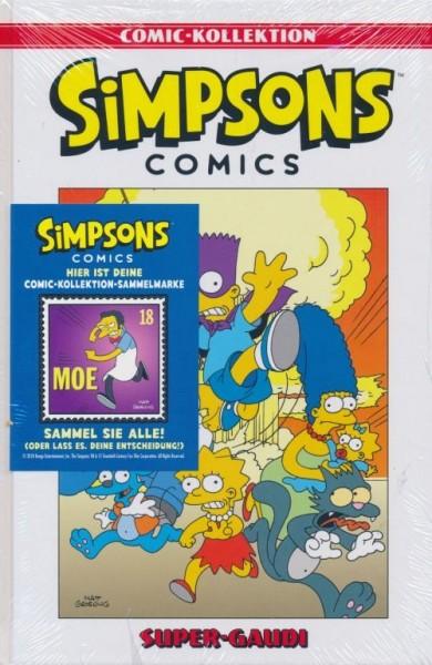 Simpsons Comic Kollektion 18