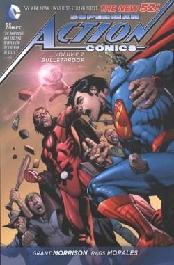 Action Comics (2011) Vol.2 Bulletproof SC