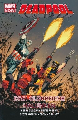 Deadpool - Marvel Now! Paperback 3 SC