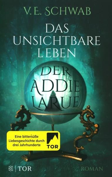 Schwab V.E.: Das unsichtbare Leben der Addie Larue