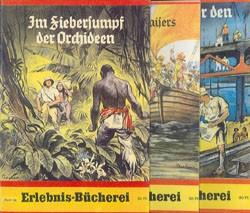 Erlebnisbücherei (Romanheftreprints, Vorkrieg) Nr. 36-70 zus. (neu)