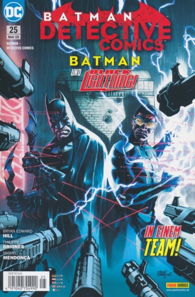 Batman Detective Comics (2017) 25