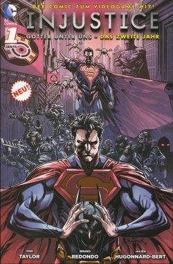 Injustice - Götter unter uns: Das zweite Jahr 1