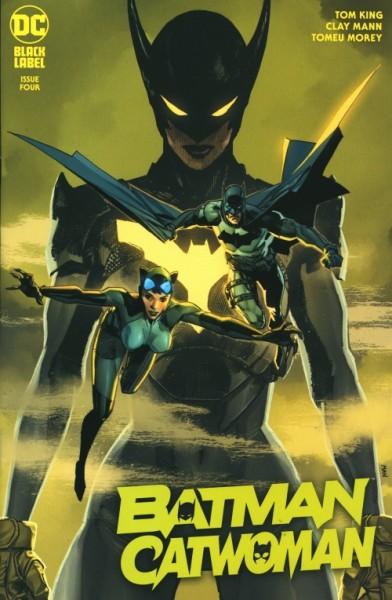 US: Batman Catwoman 4