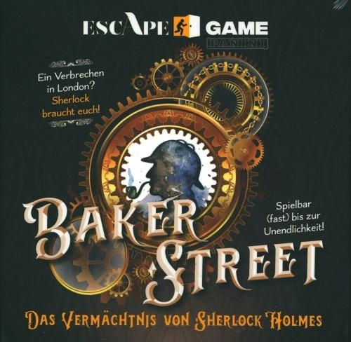 Escape Game: Baker Street