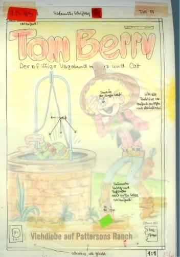Originalzeichnung (0127) Tom Berry 83