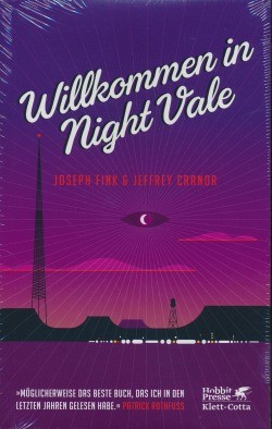 Fink, J./Cranor, J.: Willkommen in Night Vale