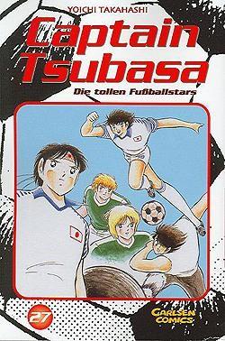 Captain Tsubasa (Carlsen, Tb) Nr. 1-37