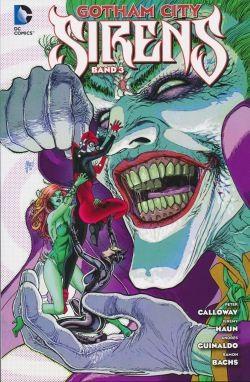 Gotham City Sirens 3 SC