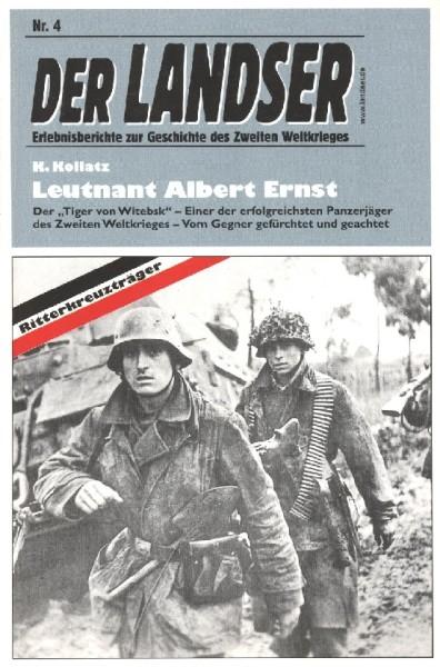 Landser Ritterkreuzträger Beilagenheft (Pabel) Nr. 1-10