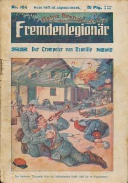 Heinz Brandt (Mignon, VK) der Fremdenlegionär Nr. 101-200 Vorkrieg