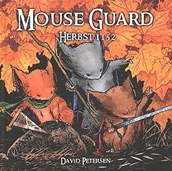Mouse Guard (Cross Cult, B.) Nr. 1-3
