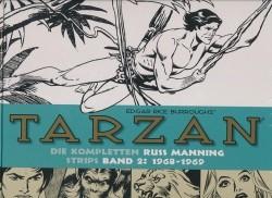 Tarzan: Die kompletten Russ Manning Strips 02