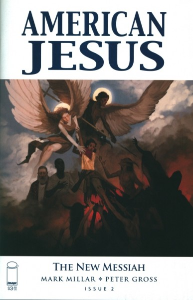 US: American Jesus New Messiah 2