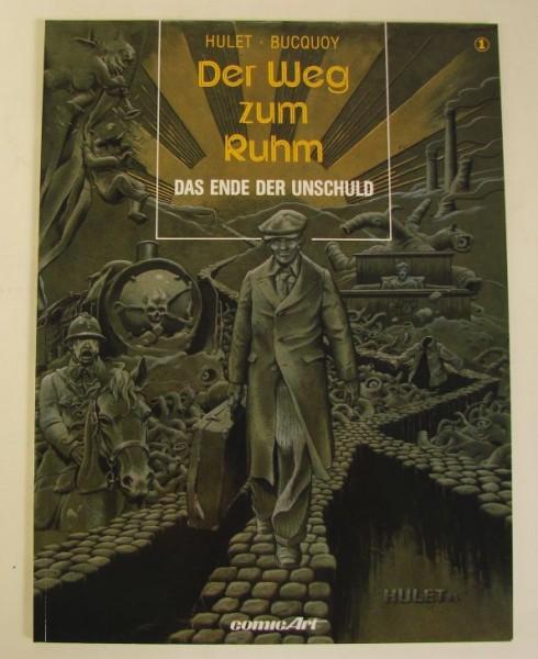 Weg zum Ruhm (Carlsen, Br.) Nr. 1-3 kpl. (Z1)