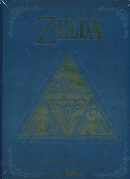 Legend of Zelda: Encyclopedia