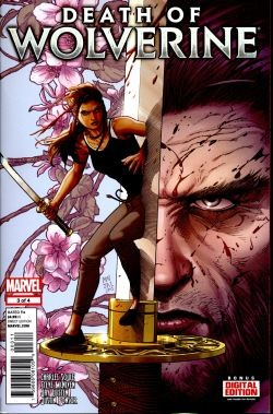 US: Death of Wolverine 3