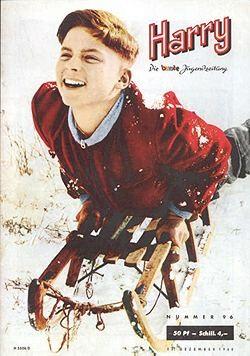 Harry die bunte Jugendzeitschrift 96