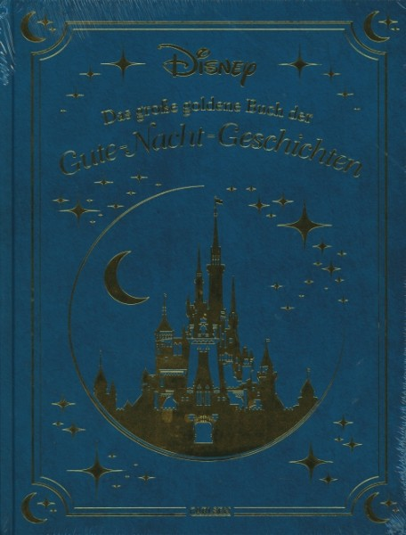 Grosse Goldene Buch der Gute Nacht Geschichten