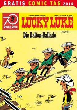 Gratis Comic Tag 2016: Lucky Luke