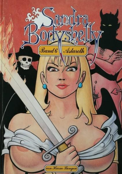 Sandra Bodyshelly (Edition Kunst der Comics, B.) Nr. 1-6 kpl. (Z1-)