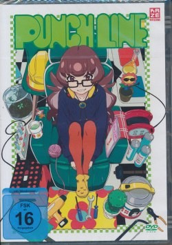 Punch Line Vol. 2 DVD