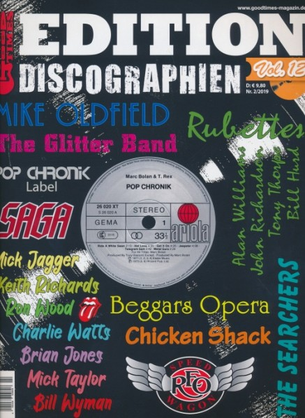Good Times: Edition Discographien 12