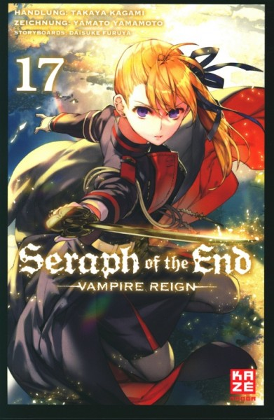 Seraph of the End - Vampire Reign 17