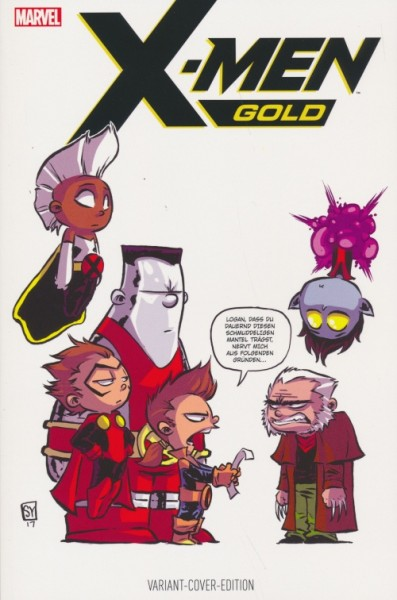 X-Men: Gold 1 Variant
