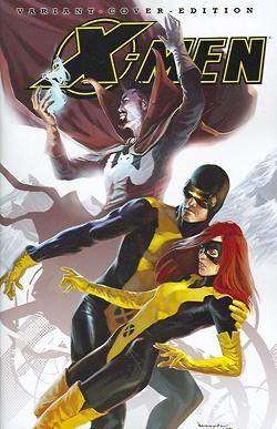 X-Men Sonderheft 12 Variant