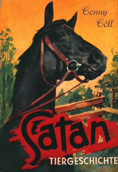 Conny Cöll Jugendreihe (Conny Cöll-Verlag, Tb.) Satan Jugendbücher