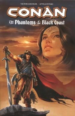 Conan - The Phantoms of the Black Coast SC