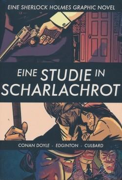 Eine Sherlock Holmes Graphic Novel 1
