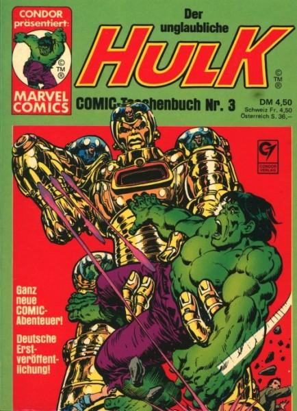 Hulk (Condor, Tb.) Nr. 1-20