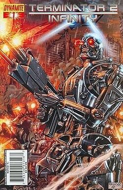 Terminator 2 Infinity Cover C 1-5