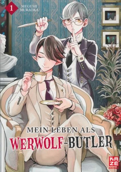 Mein Leben als Werwolf-Butler 1