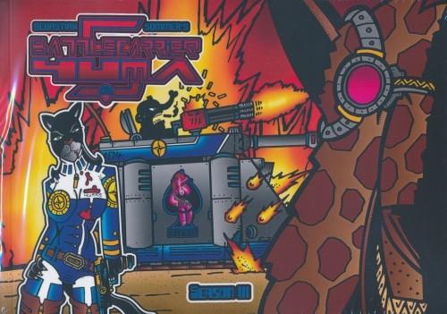 Battlecarrier Yuma 5 Nr.3
